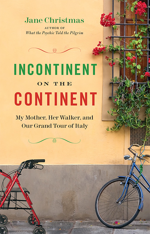 Incontinent on the Continent book cover image