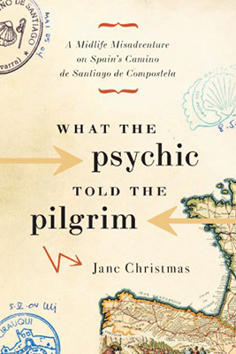 What the Psychic Told the Pilgrim book cover image