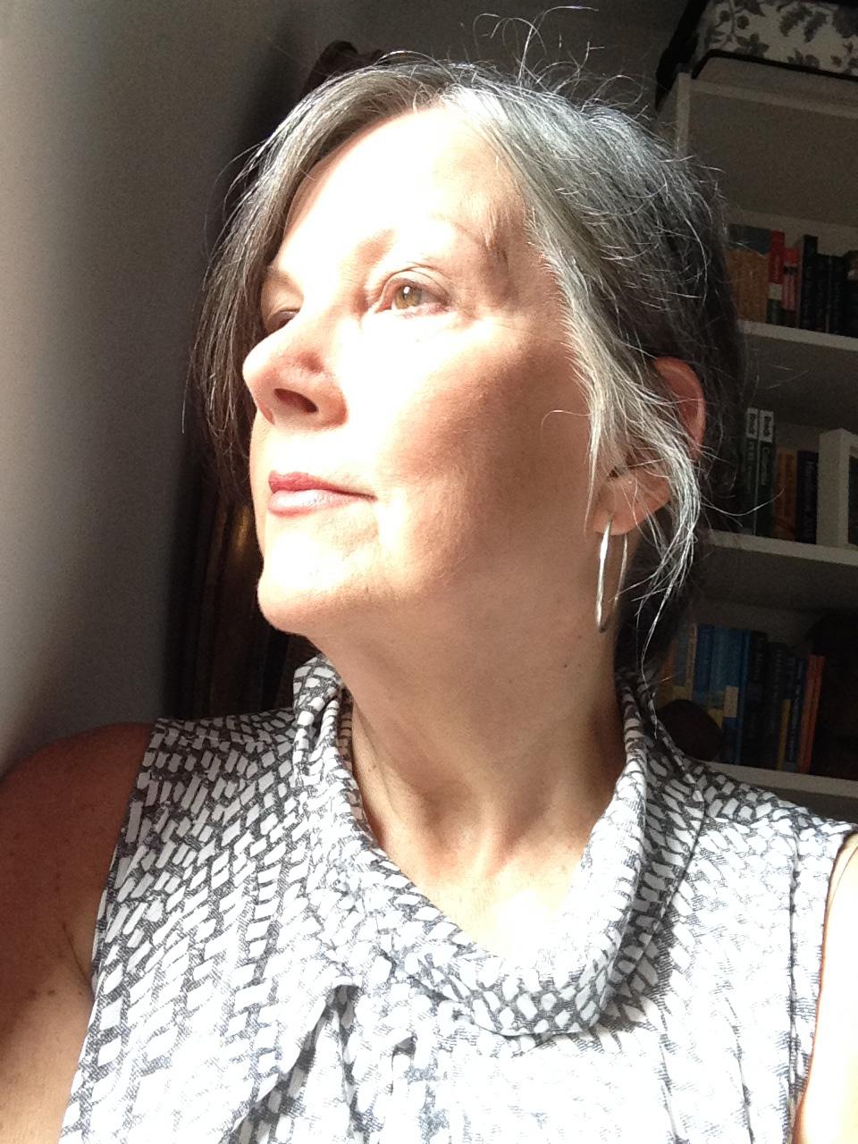 Photo of Jane Christmas, author